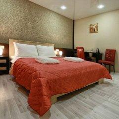Elysium Hotel 3* Номер Делюкс с различными типами кроватей фото 6