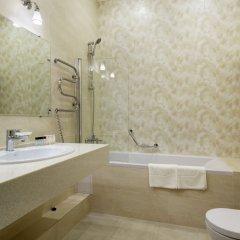 Гостиница Хрустальный Resort & Spa 4* Улучшенный номер с различными типами кроватей фото 10