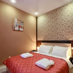 Elysium Hotel 3* Номер Комфорт с различными типами кроватей фото 11