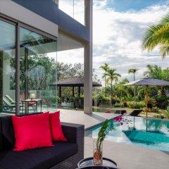 Отель The Pavilions Phuket Таиланд, пляж Банг-Тао - 2 отзыва об отеле, цены и фото номеров - забронировать отель The Pavilions Phuket онлайн бассейн