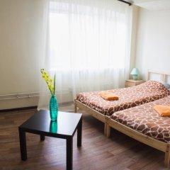 Гостиница БМ Хостел в Ярославле - забронировать гостиницу БМ Хостел, цены и фото номеров Ярославль комната для гостей фото 4