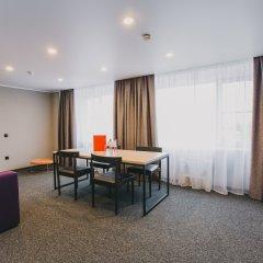 Азимут Отель Астрахань 3* Апартаменты с различными типами кроватей фото 10