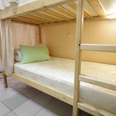Хостел Дачный Кровать в общем номере с двухъярусной кроватью фото 2