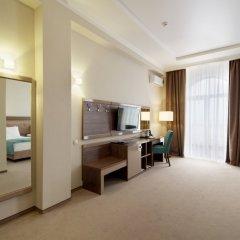 Гостиница Хрустальный Resort & Spa 4* Улучшенный номер с различными типами кроватей фото 6