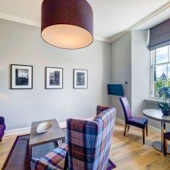 Апартаменты Destiny Scotland - George IV Apartments комната для гостей фото 9