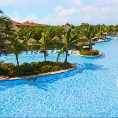 Отель Iberostar Paraiso Beach All Inclusive бассейн фото 3