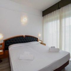 Hotel Continental Rimini 4* Стандартный номер разные типы кроватей