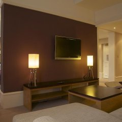 Отель Hilton Edinburgh Grosvenor 4* Полулюкс с различными типами кроватей фото 3