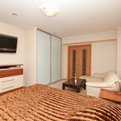 Гостиница Гостевые комнаты Аврора УрФУ Номер категории Эконом с двуспальной кроватью фото 4