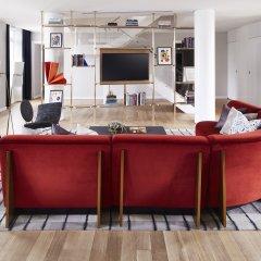 Отель Conrad New York Midtown США, Нью-Йорк - отзывы, цены и фото номеров - забронировать отель Conrad New York Midtown онлайн интерьер отеля фото 3