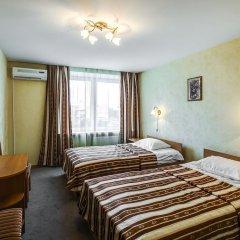 Гостиница Орбита Стандартный номер с двуспальной кроватью фото 39