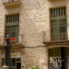 Отель Hostal Nitzs Bcn Испания, Барселона - 1 отзыв об отеле, цены и фото номеров - забронировать отель Hostal Nitzs Bcn онлайн вид на фасад фото 2