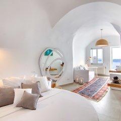 Отель Santorini Secret Suites & Spa 5* Люкс Honeymoon с различными типами кроватей