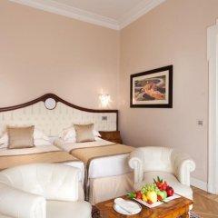 Grand Hotel Rimini 5* Номер Делюкс с различными типами кроватей