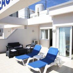 Sun Hall Beach Hotel Apts. in Larnaca, Cyprus from 70$, photos, reviews - zenhotels.com