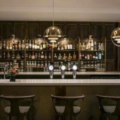 Отель Hilton Brussels Grand Place гостиничный бар фото 4