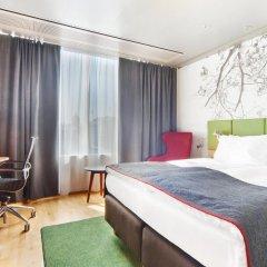 Отель Holiday Inn Helsinki City Centre 4* Представительский номер с различными типами кроватей