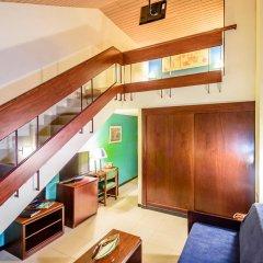 Отель Estival Park 4* Стандартный семейный номер с двуспальной кроватью фото 2