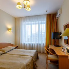 Гостиница Атал 4* Стандартный номер с различными типами кроватей фото 4