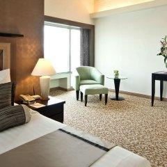 Baiyoke Sky Hotel 4* Улучшенный люкс с различными типами кроватей фото 3