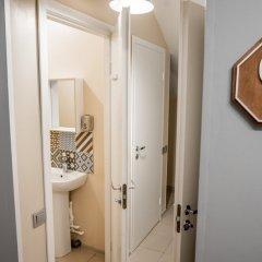 Хостел Остановись Кровать в общем номере с двухъярусной кроватью фото 11