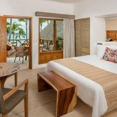 Отель Mahekal Beach Resort 4* Номер Oceanfront с разными типами кроватей фото 11