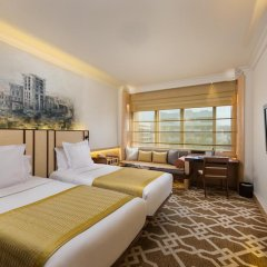 Marco Polo Hotel 4* Улучшенный номер с разными типами кроватей