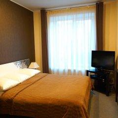 Гостиница Медведь комната для гостей фото 8