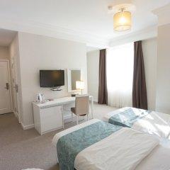 Отель Amber 4* Стандартный номер с 2 отдельными кроватями
