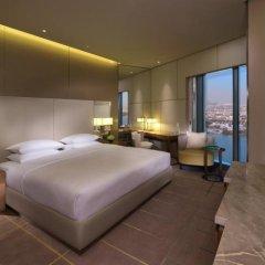 Отель Hyatt Regency Dubai Creek Heights 5* Апартаменты с различными типами кроватей