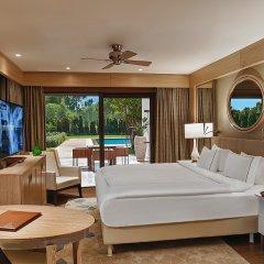 Regnum Carya Golf & Spa Resort 5* Улучшенная вилла с различными типами кроватей фото 2