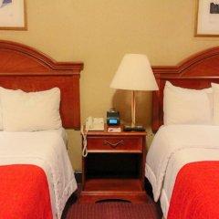 Отель Newton 3* Кровать в общем номере