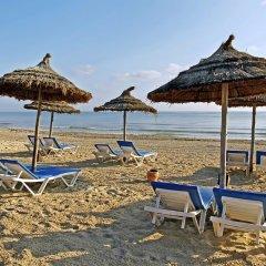 Отель Magic Life Penelope - All Inclusive Тунис, Мидун - отзывы, цены и фото номеров - забронировать отель Magic Life Penelope - All Inclusive онлайн пляж фото 3