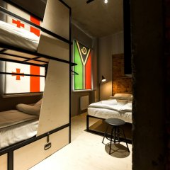 Хостел Urban Стандартный семейный номер с различными типами кроватей фото 4