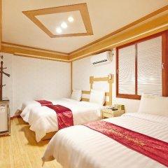 Rainbow Hotel Сеул комната для гостей фото 3
