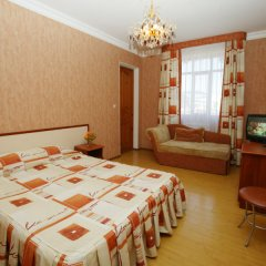 Гостиница Фламинго комната для гостей