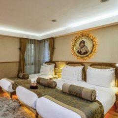 Отель Sultania 5* Номер Делюкс с различными типами кроватей фото 4