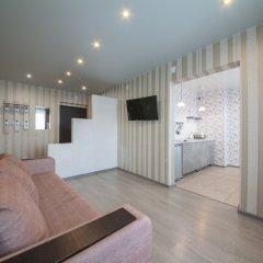 Апартаменты Эксклюзив Улучшенные апартаменты с различными типами кроватей фото 5