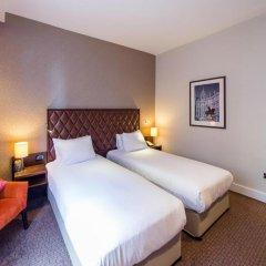 Отель Doubletree by Hilton London Marble Arch 4* Гостевой номер с различными типами кроватей фото 4