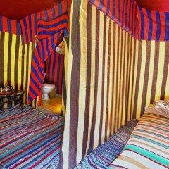 Отель Ecolodge Ouednoujoum Марокко, Уарзазат - отзывы, цены и фото номеров - забронировать отель Ecolodge Ouednoujoum онлайн удобства в номере фото 2