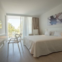 Els Pins Hotel 4* Номер Делюкс с различными типами кроватей фото 7