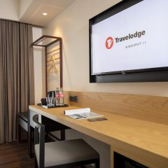 Отель Travelodge Sukhumvit 11 4* Стандартный номер фото 8