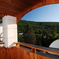 Гостиница Kalendia балкон