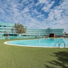 Отель Barcelona Airport Hotel Испания, Эль-Прат-де-Льобрегат - 3 отзыва об отеле, цены и фото номеров - забронировать отель Barcelona Airport Hotel онлайн бассейн фото 3