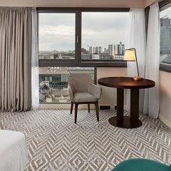 Отель Hilton Vienna Австрия, Вена - 13 отзывов об отеле, цены и фото номеров - забронировать отель Hilton Vienna онлайн балкон фото 3