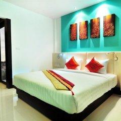 Отель BLUECO 3* Улучшенный номер