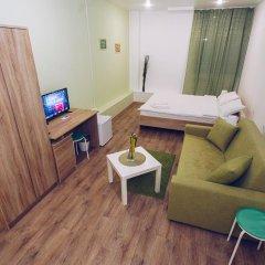 Мини-Отель Пешков комната для гостей фото 7