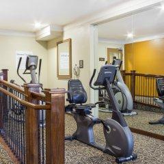 Отель Comfort Inn & Suites Durango фитнесс-зал фото 2