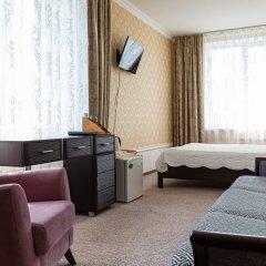 Гостиница Сибирский Сафари Клуб 4* Номер Комфорт с двуспальной кроватью фото 7