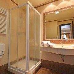 Отель Grand Hotel Montesilvano & Residence Италия, Монтезильвано - отзывы, цены и фото номеров - забронировать отель Grand Hotel Montesilvano & Residence онлайн ванная